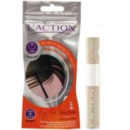 Retouche racines en mascara blond l'Action
