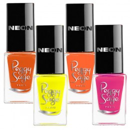Vernis à ongles mini neon Peggy Sage 5ml