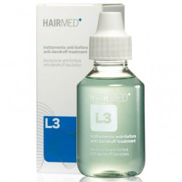 L3 - Bio lotion active contre tous types de pellicules HAIRMED