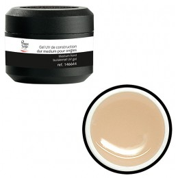 Gel UV de construction dur medium pour ongles Peggy Sage