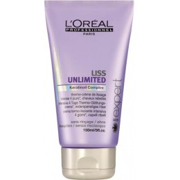 Liss unlimited creme de lissage intense l'oréal professionnel