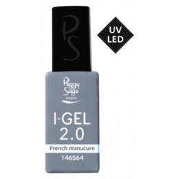 French manucure UV et LED IGEL 2.0 Peggy Sage