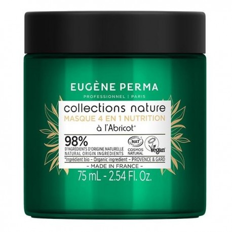 Masque 4 en 1 Nutrition Collections Nature Eugène Perma