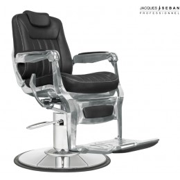 Fauteuil Barbier Gentleman Jacques Seban