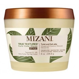 True textures twist and coil jelly Mizani 226ml