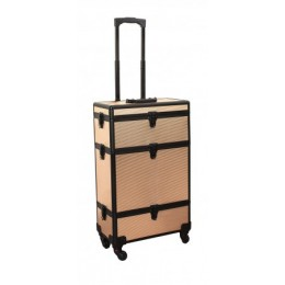 Valise professionnelle trolley Peggy Sage